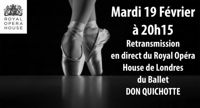 Mardi 19 Février à 20h15